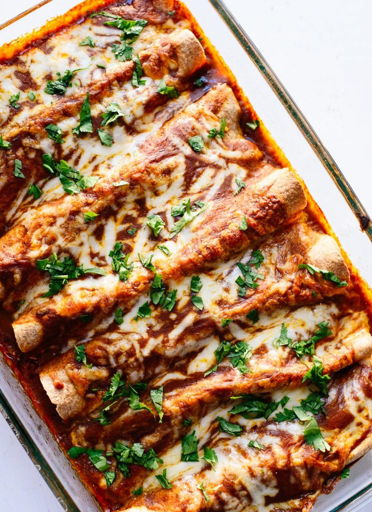 Easy Beef Enchiladas Recipe for Beginners